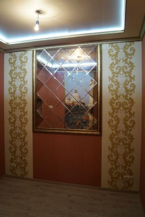 Дизайнерский ремонт квартиры 100 кв.м
